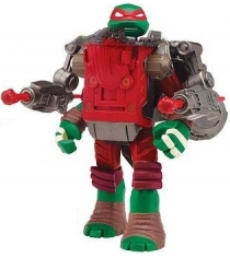 Playmates toys Фигурка TMNT Mutations Супер-боевые панцири Рафаэль 91844