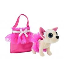 Мягкая игрушка Simba Chi Chi Love Чихуахуа в балетной пачке 5892294