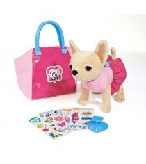 Мягкая игрушка Simba Chi Chi Love Чихуахуа с набором для декорирования 5892313