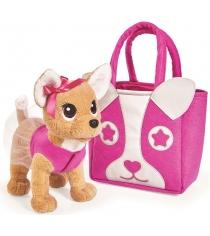 Мягкая игрушка Simba модница с сумочкой  Chi Chi Love 5893121...