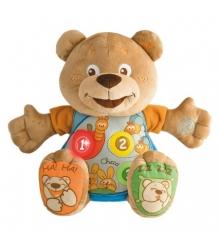 Интерактивная мягкая игрушка Chicco Мишка 60014