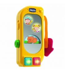 Игрушка развивающая Chicco Видеотелефон Звони и узнавай 70070