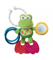 Подвесная игрушка Chicco Лягушонок подвижный (0906)