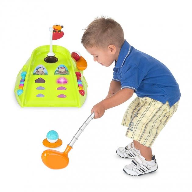 Развивающая игрушка Chicco Мини Голф Клуб 8225
