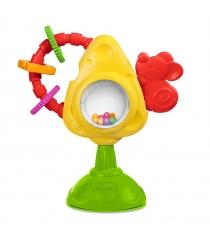 Игрушка для стульчика Chicco Мышка с сыром и крекерами 5832...