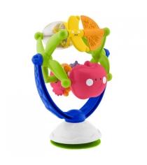 Игрушка для стульчика Chicco Музыкальные фрукты 5833