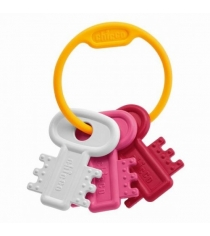 Погремушка Chicco Ключи на кольце 632161