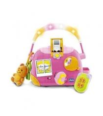 Музыкальная игрушка Chicco Музыкальная сумочка 70680