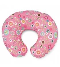 Подушка для кормления boppy дикие цветы 52 см Chicco 7990283