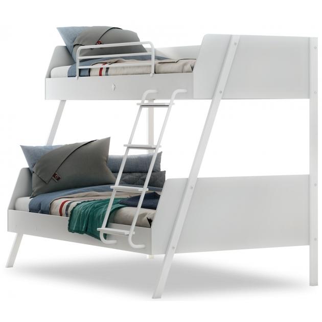 Двухъярусная кровать Cilek White большая