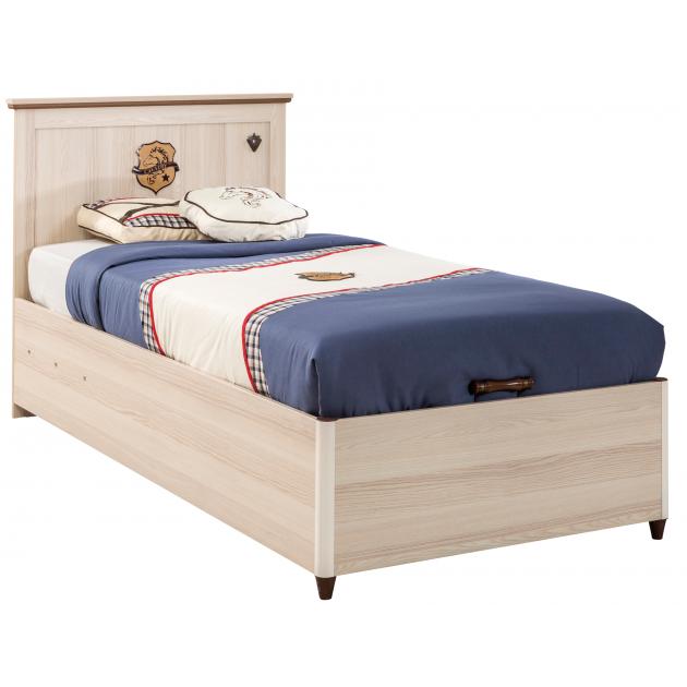 Кровать с подъемным механизмом Cilek Royal 190 на 90 см 20.09.1705.02