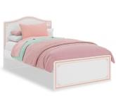 Кровать Cilek Selena Pink 200 на 120