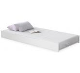 Выдвижное кровать Cilek Rustic White 200 на 100