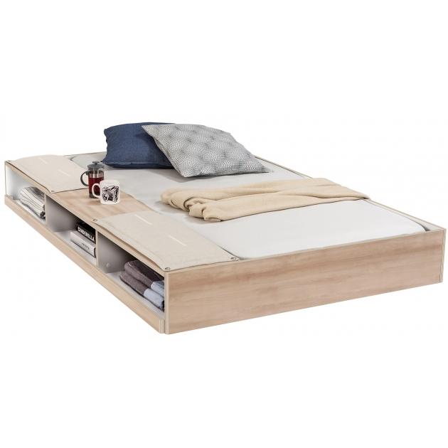 Выдвижное кровать с полками Cilek Duo 190 на 90