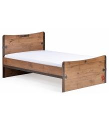 Детская кровать Cilek Black Pirate 100 на 200