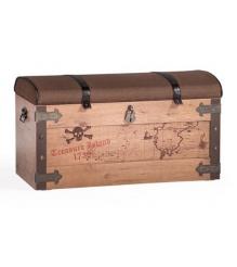 Ящик комод для игрушек Cilek Black Pirate