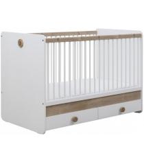 Кроватка Natura Baby 70x130 см