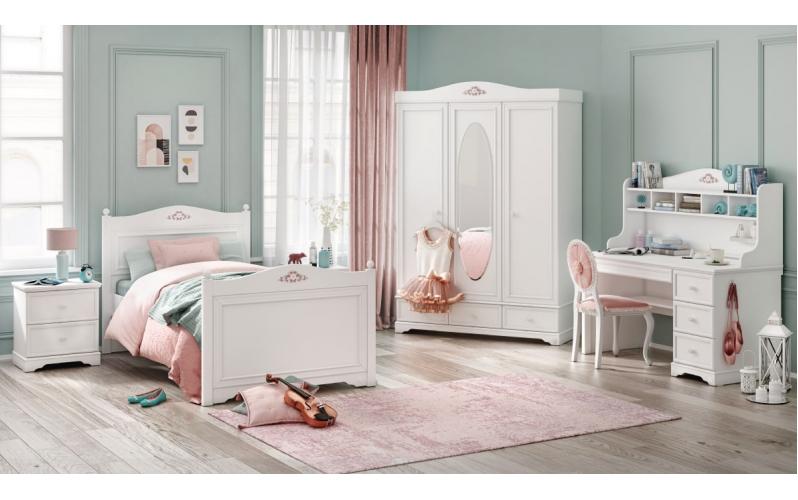 Детская комната Cilek Rustic White