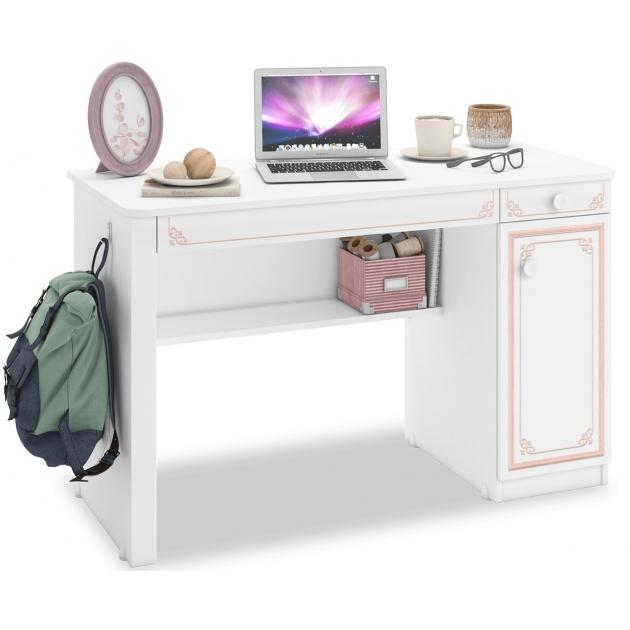 Стол письменный малый Cilek Selena Pink