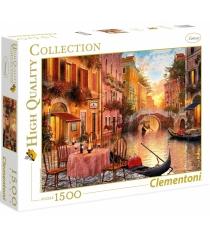 Пазл Clementoni HQ Венеция 1500 элементов 31668