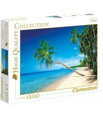 Пазл Clementoni HQ Карибские острова 1500 элементов 31669
