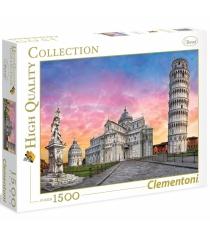 Пазл Clementoni HQ Пизанская башня 1500 элементов 31674