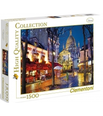 Пазл Clementoni Париж Монмарт 1500 элементов 31999