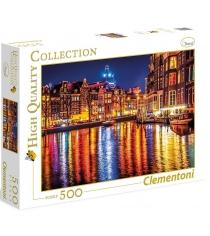 Пазл Clementoni HQ Амстердам 500 элементов 35037