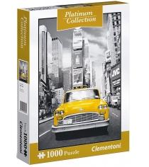 Пазл Clementoni Платиновая коллекция Нью-Йорк 1000 элементов 39398