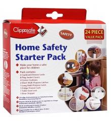 Набор для безопасности детей в доме 24 предмета Clippasafe CL90