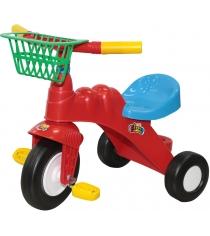 Детский трехколесный велосипед Coloma Y Pastor Малыш с корзинкой 46192_PLS
