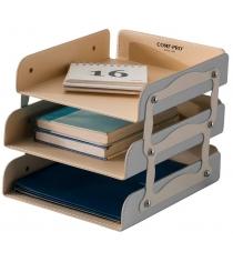 Лоток для бумаг Comf Pro KS-05 G