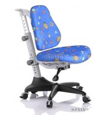 Кресло Comf Pro Match Y-518 синий с жучками