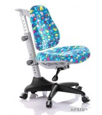 Кресло Comf Pro Match Y-518 голубой со зверятами
