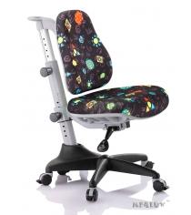 Кресло Comf Pro Match Y-518 черный с жучками