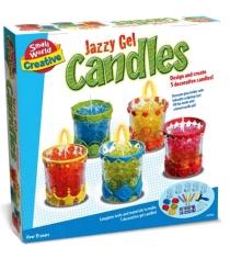 Набор для творчества Creative Гелевые свечи 5516