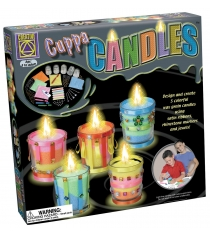 Набор для творчества Creative 5596 Дизайнерские свечи Стаканчики...