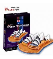 3D Пазл Cubic Fun Сиднейский Оперный Театр (Австралия) C067h
