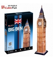 3D Пазл Cubic Fun Биг бен (Великобритания) C094h