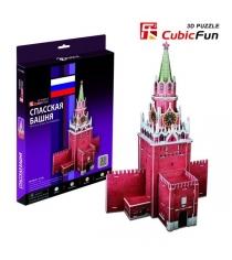 3D Пазл Cubic Fun Спасская башня (Россия) C118h