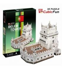 3D Пазл Cubic Fun Игрушка  Башня Белен (Португалия)C711h