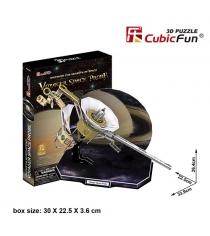 3D Пазл Cubic Fun Игрушка Вояджер P654h