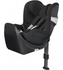 Автокресло Cybex Sirona M i-Size happy black