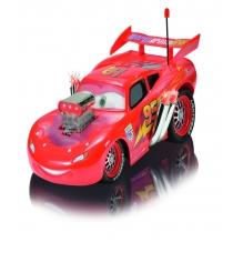 Радиоуправляемая машина из мультфильма Тачки Dickie Молния МакКуин 35 см со светом и звуком 3089548