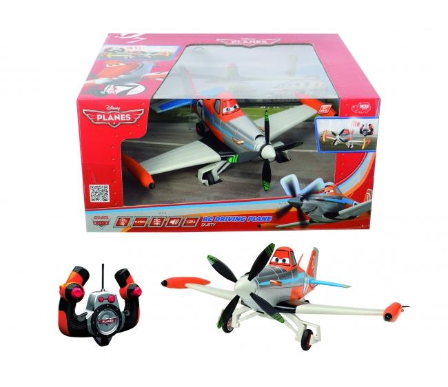 самолет Dickie Toys дасти 3089803 1 24 25 см купить по