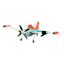 Игрушка из мультфильма Самолеты Dickie Дасти летающий на радиоуправлении 25 см 3089806