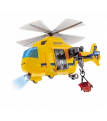 Спасательный вертолет Dickie со светом и звуком 3302003