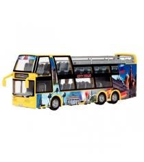 Туристический автобус Dickie желтый 29 см 3314322