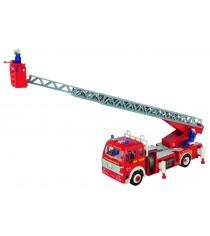 Dickie набор с пожарными машинами 3314558