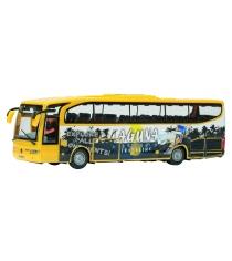 Автобус Dickie Euro Traveller желтый 27 см 3314826